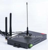 H50series Industrial 3G 4LAN 1WAN RS232 advertising hotspot wifi router