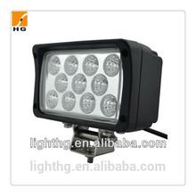 HG-845 High Quality 6.3 Inch 33W Rectangle LED Driving Light Led Work Light Spot Flood Beam