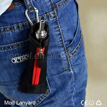 clip on belt mech ecig zipper case