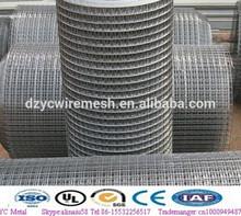 "3/4"" x 3/4"", Wire Gauge 16,17,18,19,20,21 electro galvanized welded mesh"