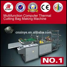 BOPP computer heat cutting side sealing bag machine