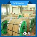 alta qualidade tisco rolo frio bobinas de aço inoxidável