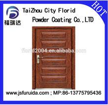Spray powder coating paint heat transfer wooden paper for door powder plastic paint