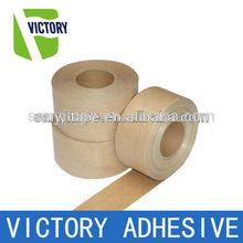 kraft paper tape carton sealing use water activated Kraft tape