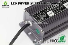 12V 24V 36V 42V 60W meanwell LED Driver power supply