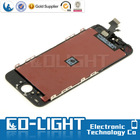 wholesale front assembly lcd display for iphone 5, for iphone 5 screen digitizer