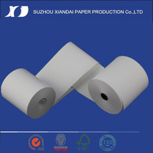 2015 beliebtesten papier thermopapier rolle 80mm Kassierer papierrolle