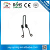 steel made high torque double torsion spring for switch