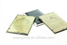 custom tin paper monthly calendar fridge magnet(TW-FS9644)