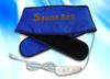 Sauna Massager Slimming Vibrating,acupressure Belt Vibration Fat Burner