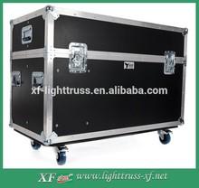 Heavy Duty Tool Case Road Case Hardware Tool Box Wheeled Cable Flight Case