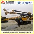 Crawler broca da máquina, max. Profundidade de perfuração 28m, kr80a hidráulica auger broca