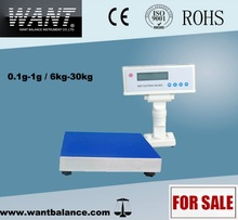20kg/1g Industrial Bench weighing scales manufacturer