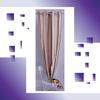 100% Polyester stripe jacquard yarn dye window curtain
