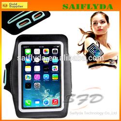 "new coming sport armband Waterproof Sport Armband for Iphone 6 plus ,for iphone 6 4.7"" sport armband"