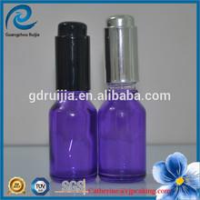 hair oil bottles purple glass bottles 1 oz essential oil bottles