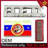 Wholesale Chrome Car Emblems Badge Auto Custom Metal Logo