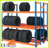 Stable iron storage tire rack,tire shelves,semi trailer spare tire rack