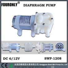 Low price mini dc motor water pump