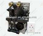 Shangair 09SH series 40Bar Piston Used Medium Pressure Air Compressor parts Hitachi air compressor