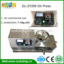 2014 popular !! automatic cold type small olive oil mill price
