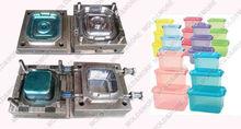 plastic mould, plastic injection mould, plastic storage box mold