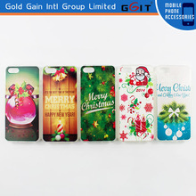 2014 Top Sell Customized Christmas Case for iPhone 5