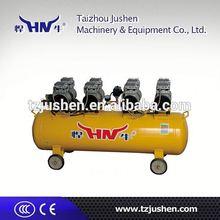 power driven 1.0m3min o.8mpa oilless piston air compressor