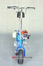 Hot selling high quality beautiful design 50cc gas scooter for sale
