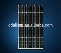 High efficiency A grade 60 cells or 72 cells monocrystalline solar panel 250w