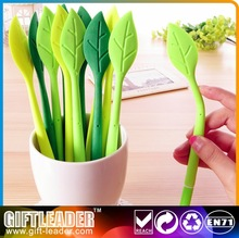 leaf shaped ball pen for gift XSGP-2293