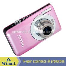 DC-V100 15 MP digital camera + 2.4'' TFT display + 8x digital zoom digital camera mini digital camera smart mini digital camera