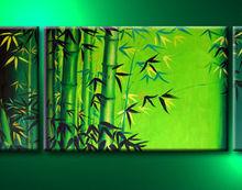 oil paintings of leaves