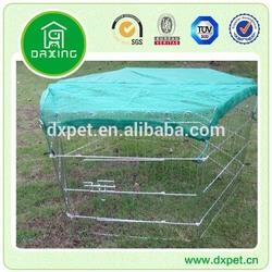 Iron Fence Dog Kennel DXW004