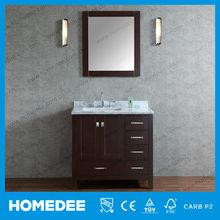 Alibaba No.1 Cheap Single Commercial Bathroom Vanity Tops Home Furniture