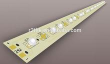 UL&Rohs Shenzhen PCB & PCBA Design 94V0 Aluminium 1W Power LED 7000K Washer Single Side PCB