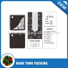 Guangzhou reliable screen printing hang tags factory