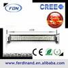 Factory Supply 36W 6000K high intensity LED Light Bar
