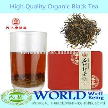 China Factory Supply 100% Natural Organic Low Price Black/GreenTea Lose Weight Best Black Tea