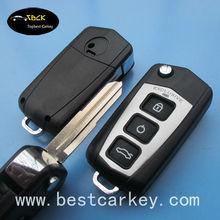 Top Best remote car flip key shell for kia sorento key kia car key Korea style