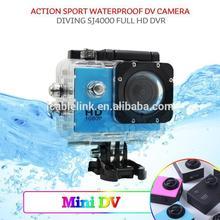 Newest Waterproof Digital Camera Support Wifi Full HD DVR Mini Video Camera