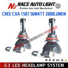 Led motorcycle headlight bulb/led headlight bulb for motorcycles