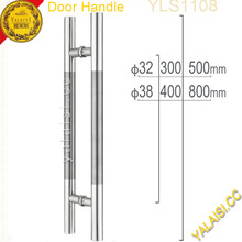 Ladder style door pull handles made of Aisi304 stainless steel from China G.D Gaoyao City Jinli Town
