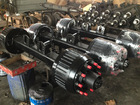 China supplier heavy duty truck and trailer auto parts axle BPW type