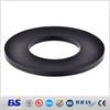 Heat pressure resistant black rubber flange gasket