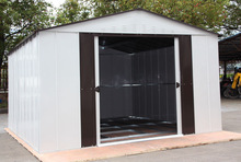 2014 hot sale modern lowest cost and fast build prefab garden shed
