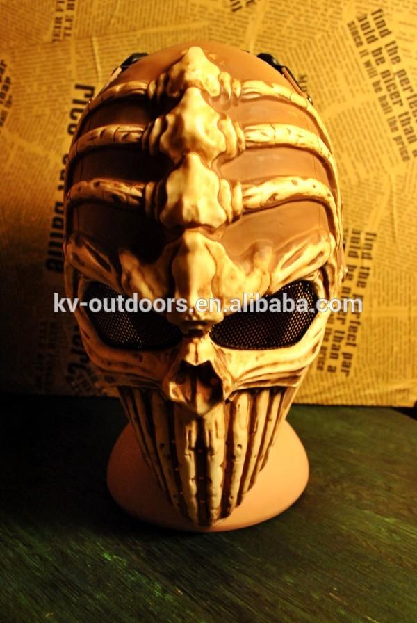 Paintball Masks Skull Skull Skeleton Paintball