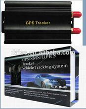 Professional cheap vehicle tracker gps navigation tk103