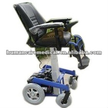 Power ,electric wheelchair lift,can reach high and low level