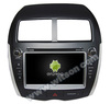 WITSON ANDROID 4.2 DOUBLE DIN CAR DVD GPS MITSUBISHI ASX 2010-2011/PEUGEOT 4008/CITROEN NEW C4 WITH A9 CHIPSET 1080P